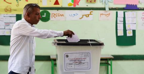 Egito vai às urnas em referendo que pode manter Sisi no poder até 2030