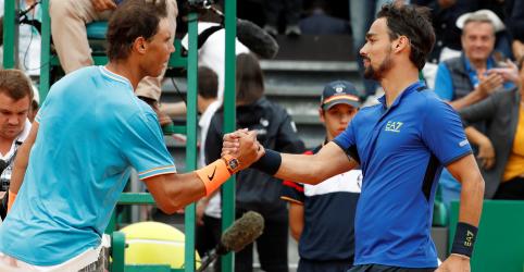 Nadal é eliminado por Fognini na semifinal de Monte Carlo