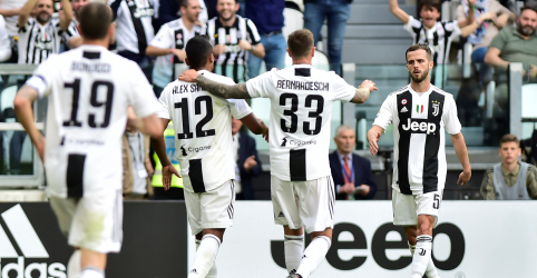 Juventus vence Fiorentina e é octacampeã na Itália