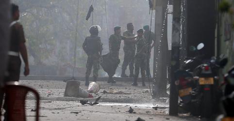 Veículo explode perto de igreja no Sri Lanka enquanto esquadrão antibomba tentava desativar artefato