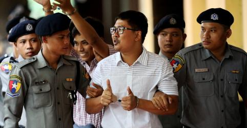Principal tribunal de Mianmar rejeita última apelação de jornalistas da Reuters presos