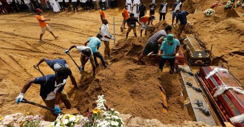 Grupos estrangeiros provavelmente estão por trás de ataques no Sri Lanka, diz embaixadora dos EUA