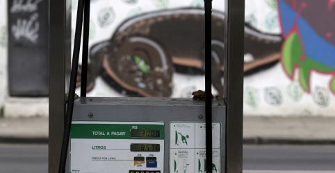 Governo reajusta em 4,13% tabela de fretes após alta do diesel