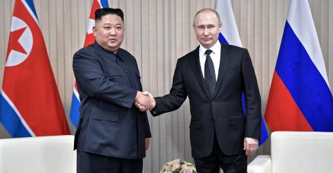 Putin diz que Coreia do Norte precisa de garantias de segurança para implantar desnuclearização