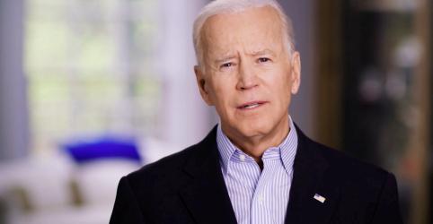 Ex-vice-presidente Joe Biden lança pré-candidatura para Casa Branca como favorito democrata