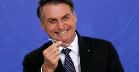 Placeholder - loading - Bolsonaro faz novo aceno e diz contar com liderança de Maia para aprovação da Previdência