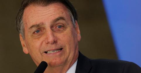 Economia com reforma da Previdência tem de ser ao menos de R$800 bi, diz Bolsonaro