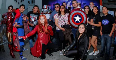 'Vingadores: Ultimato' bate recorde de bilheteria em noite de estreia nos EUA e no Canadá