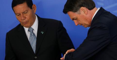 Placeholder - loading - Imagem da notícia ESPECIAL-Embates no governo Bolsonaro irritam militares e desperdiçam tempo