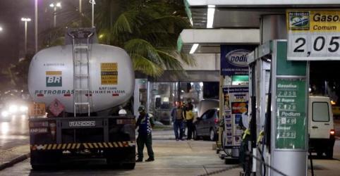 Placeholder - loading - Imagem da notícia Petrobras aprova estudos para venda da BR e refinarias em ajuste de plano, dizem fontes