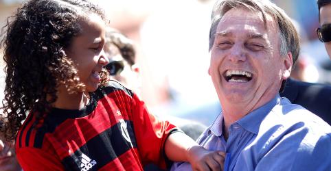 Bolsonaro responde a Lula e diz que governo não é de cachaceiros