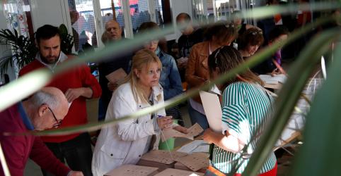 Placeholder - loading - Espanha começa a votar em eleição geral após campanha tensa