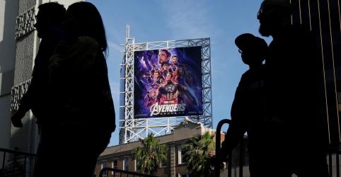 'Vingadores: Ultimato' bate recorde de bilheteria com arrecadação de US$1,2 bi em estreia mundial
