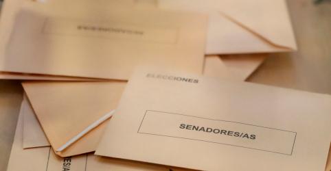 Placeholder - loading - Eleição na Espanha não tem maioria clara com 20% dos votos apurados