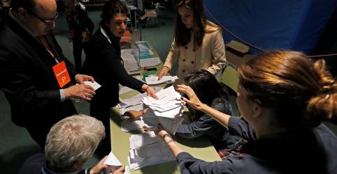 Placeholder - loading - Imagem da notícia Eleição na Espanha não tem maioria clara com 80% dos votos apurados