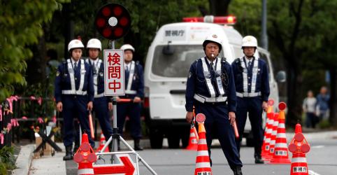 Segurança é intensificada em Tóquio às vésperas de imperador abdicar