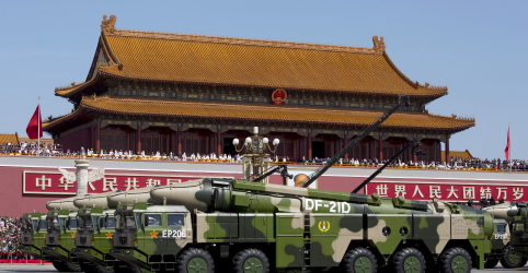 Placeholder - loading - Imagem da notícia Gasto militar global chega a nível recorde desde Guerra Fria, puxado por EUA e China, diz instituto