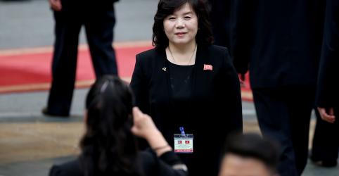 Coreia do Norte alerta para resultado 'indesejado' se postura nuclear dos EUA não mudar