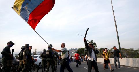 Placeholder - loading - Trump está ciente de situação na Venezuela e a monitora, diz Casa Branca