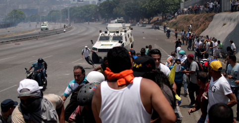 Placeholder - loading - Chefe da ONU pede 'moderação máxima' na Venezuela para evitar violência