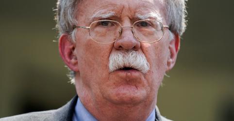 Placeholder - loading - Imagem da notícia Bolton pressiona assessores próximos de Maduro a abandoná-lo