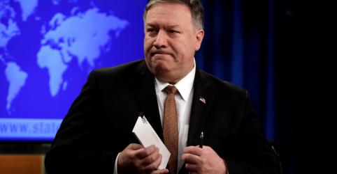 Placeholder - loading - Ação militar dos EUA na Venezuela é possibilidade 'se necessária', diz Pompeo