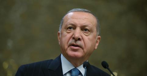 Placeholder - loading - Presidente turco diz estar determinado a reduzir taxa de juros