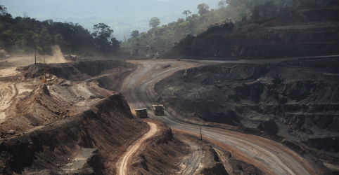 Placeholder - loading - Imagem da notícia Embarques de minério do Brasil têm menor volume em mais de 7 anos em abril