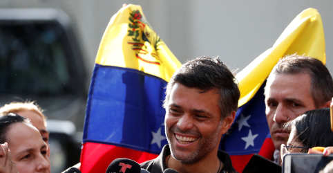 Placeholder - loading - Imagem da notícia Leopoldo López diz que se reuniu com militares na Venezuela e antecipa 'mais movimentos'