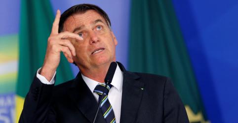Placeholder - loading - Imagem da notícia Se Cristina Kirchner vencer eleição, Argentina virará uma Venezuela, diz Bolsonaro