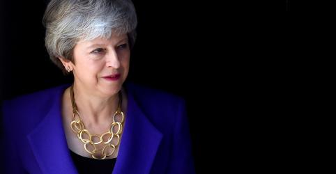 Placeholder - loading - Imagem da notícia Principais partidos do Reino Unido sofrem em eleições locais por frustração com Brexit