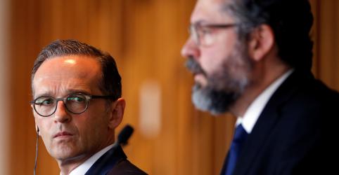 Placeholder - loading - Possibilidade de acordo entre União Europeia e Mercosul é remota, diz fonte