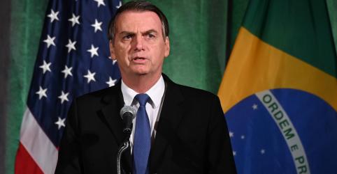Placeholder - loading - Bolsonaro cancela viagem aos EUA por ataques de prefeito de NY e pressão de grupos, diz porta-voz