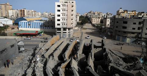 Placeholder - loading - Fronteira entre Gaza e Israel tem dia de silêncio após cessar-fogo