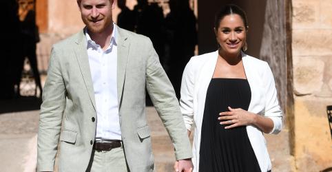 Meghan, mulher do príncipe Harry, dá à luz um menino
