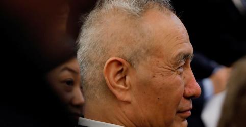 Vice-premiê da China irá aos EUA para negociações comerciais apesar de ameaças de Trump