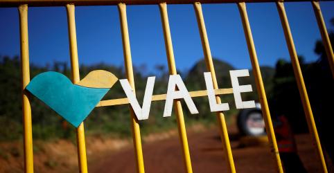 Placeholder - loading - Vale vê queda de 20% nas vendas de minério no 1º tri; mantém previsão para o ano