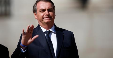 Placeholder - loading - Imagem da notícia Em busca de votos para Previdência, Bolsonaro diz a governadores que estão 'no mesmo barco'