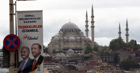 Placeholder - loading - Oposição turca diz que mandato de Erdogan tem que ser revogado se eleição de Istambul for anulada