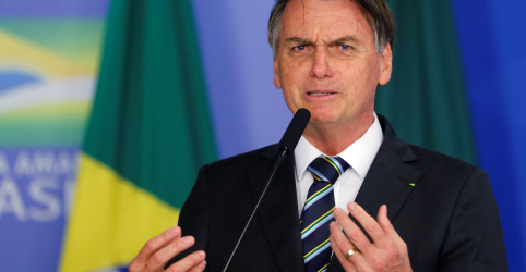 Placeholder - loading - Imagem da notícia Avaliação negativa do governo Bolsonaro vai de 26% para 31%, aponta pesquisa XP Ipespe