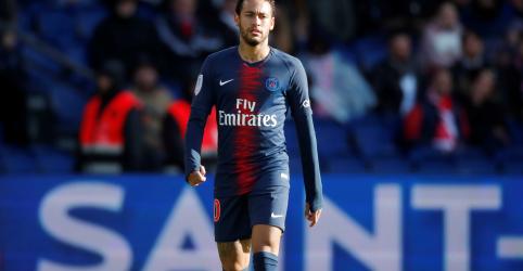 Placeholder - loading - Neymar é suspenso por 3 partidas por incidente com torcedor em final da Copa da França