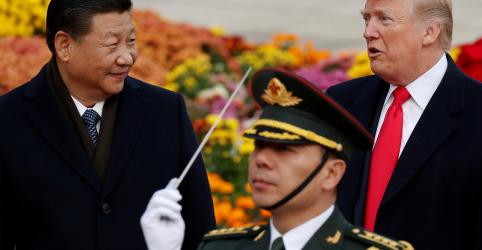 Placeholder - loading - Porta da China para negociações comerciais com EUA estará sempre aberta, diz mídia estatal