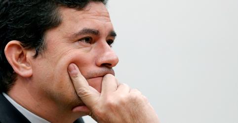 Placeholder - loading - Moro diz que não estabeleceu nenhuma condição para ser ministro