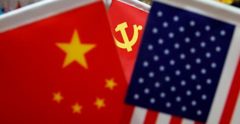 Placeholder - loading - China diz que concordou com os EUA e continuar negociações sobre guerra comercial