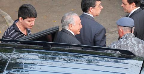 CORREÇÃO-Maioria de turma do STJ vota por conceder liberdade a Temer