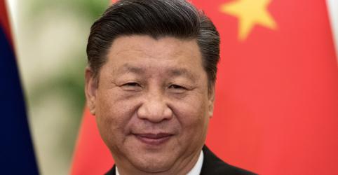 Placeholder - loading - Em meio a guerra comercial, presidente da China prega abertura e diz que nenhuma civilização é superior