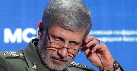 Irã derrotará aliança entre EUA e Israel, diz ministro da Defesa
