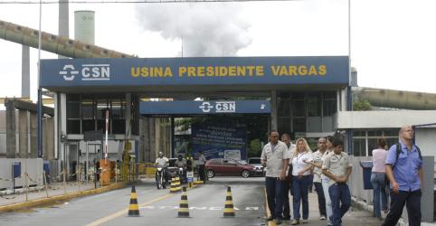 Incidente em aciaria da CSN atinge pelo menos 20 funcionários, diz empresa