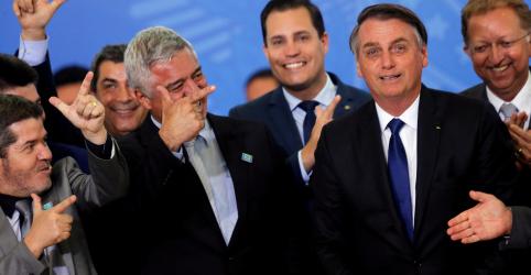 MPF em Brasília pede à Justiça suspensão integral de decreto de armas de Bolsonaro