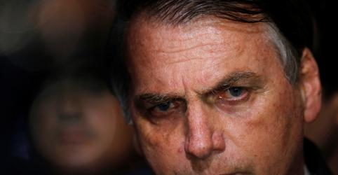 Bolsonaro diz que apenas repassou texto sobre país 'ingovernável'